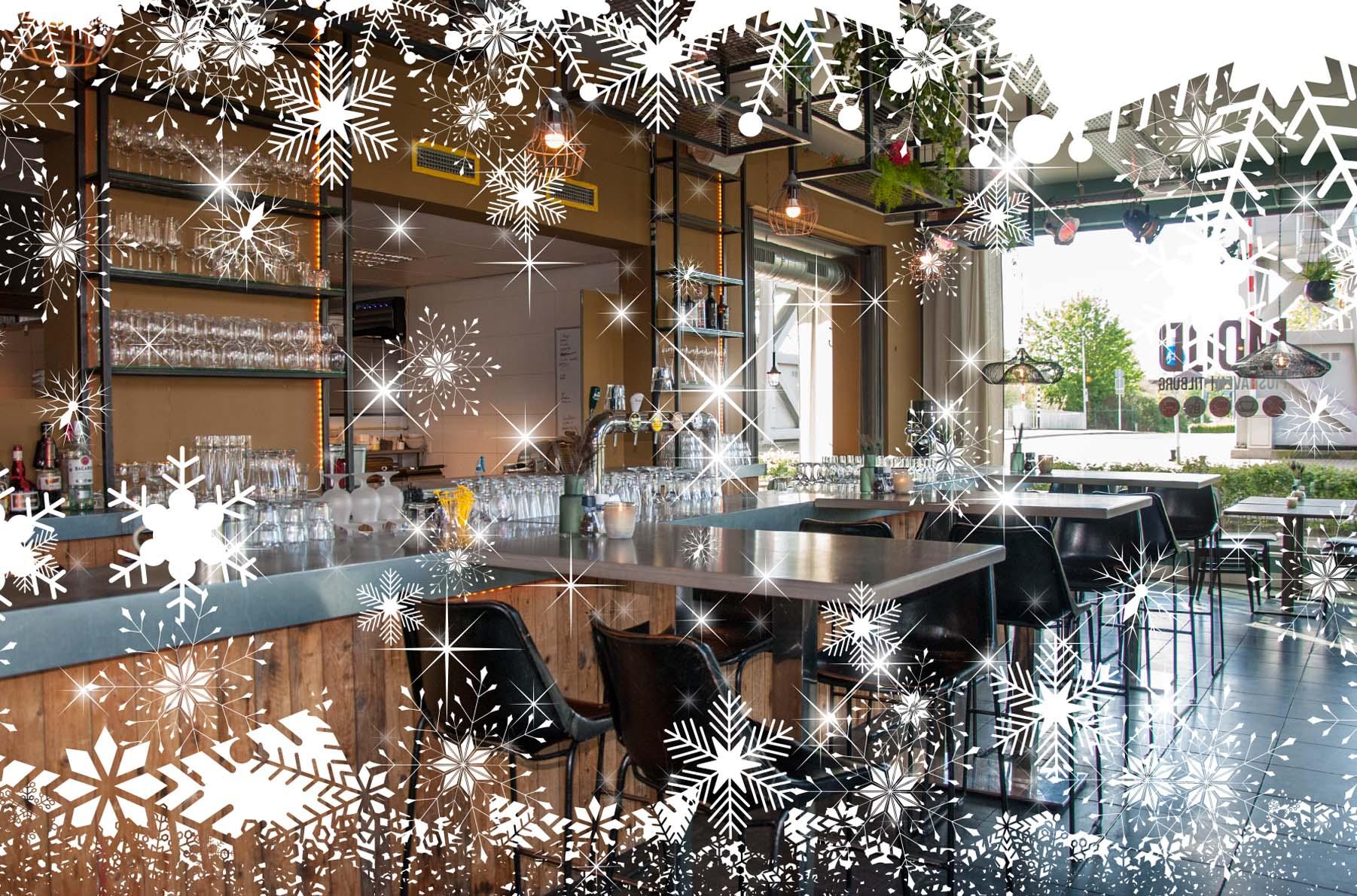 Kerst diner bij GOOD | MOOD Tilburg aan de piushaven.