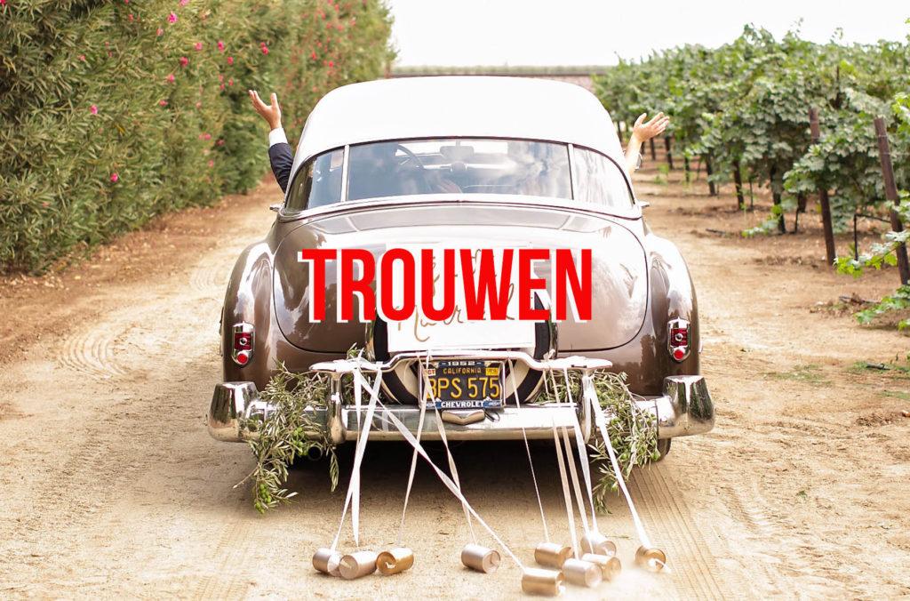 Trouwfeest in Tilburg